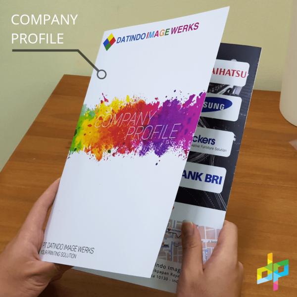 Company Profile Example 1