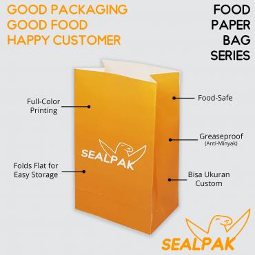 Food Paper Bag Fitur