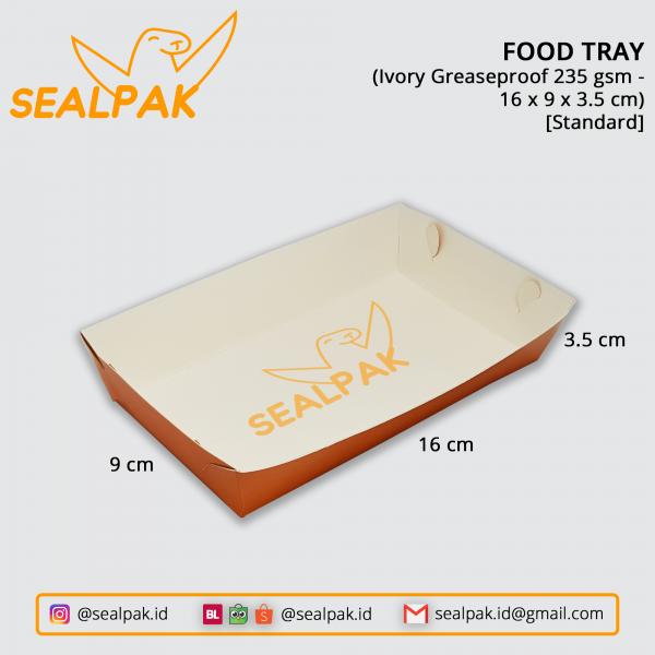 Food Tray 16-9-3.5 (Standard)