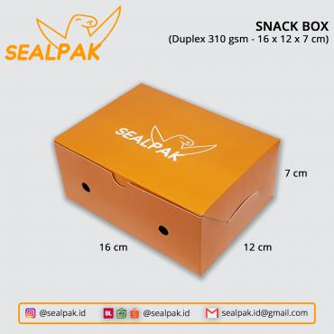 Snack Box 16-12-7